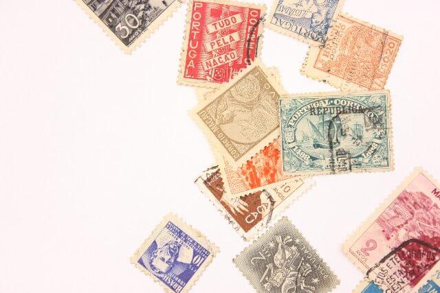 高価な「プレミア」切手