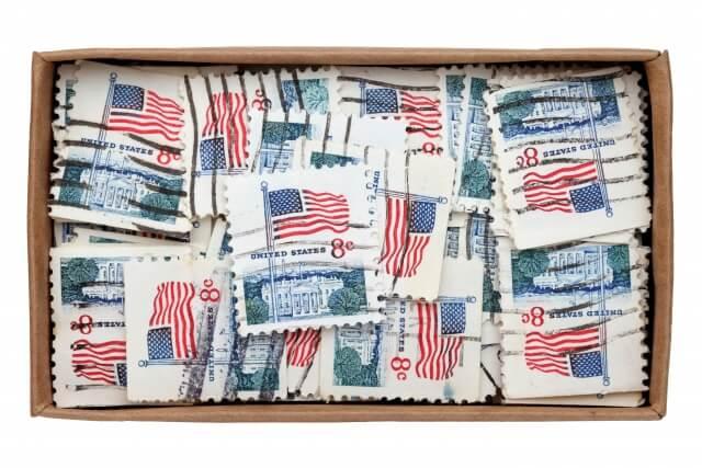 切手の保存について